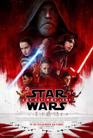 Star Wars Episodio VIII: Los últimos Jedi