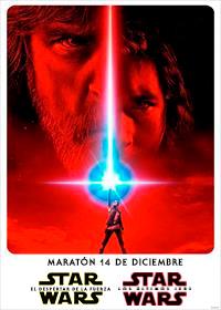 Maratón Star Wars: Episodios VII y VIII