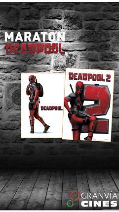 Maratón Deadpool.